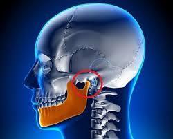 - foto temporo-mandibolare